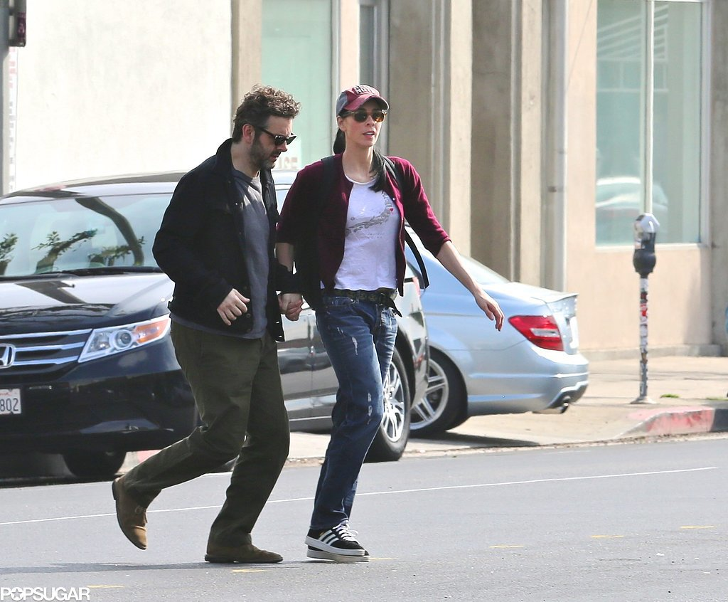 Michael Sheen and Sarah Silverman Confirm Their Romance With PDA
