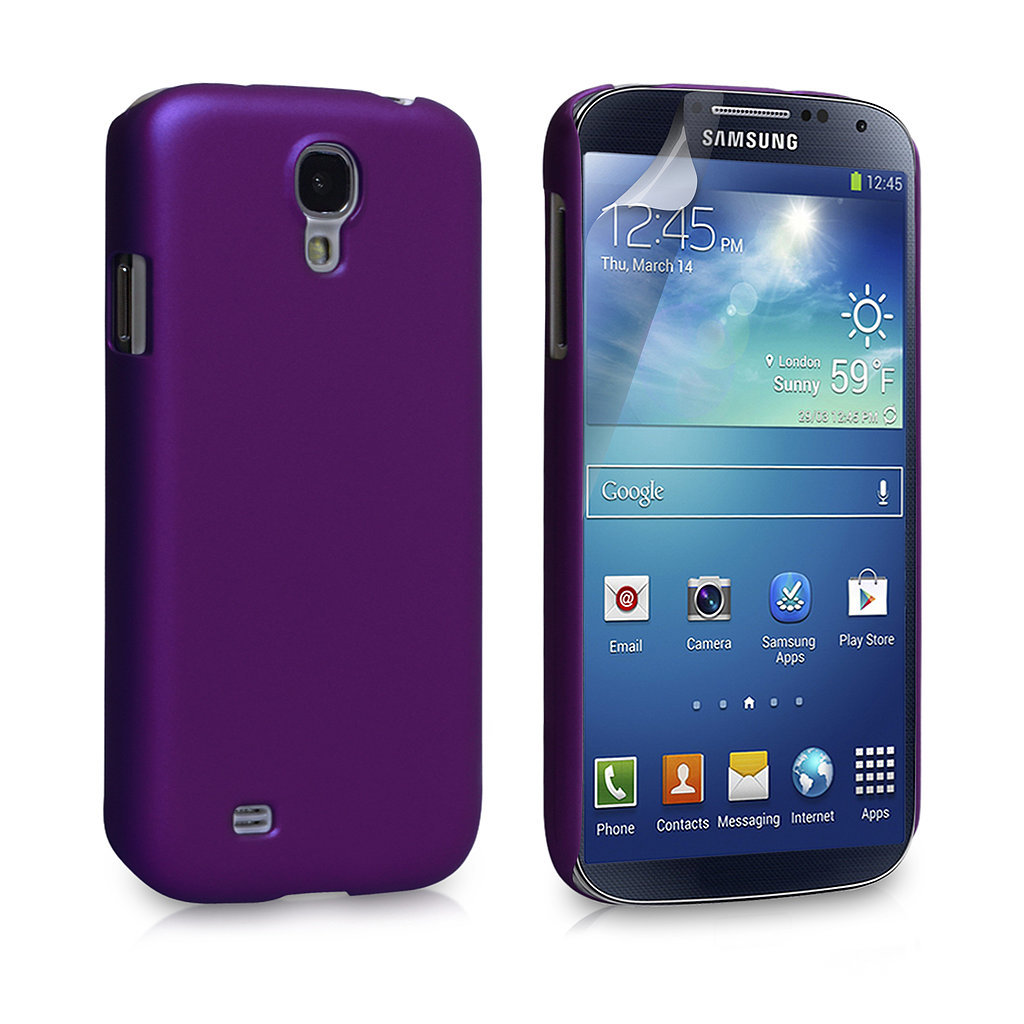 Purple Hybrid Case ($7)