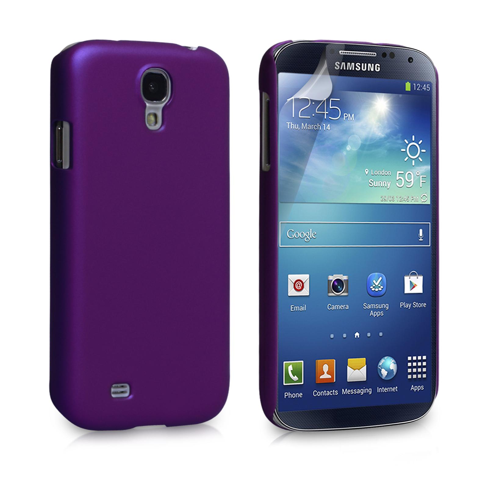 Purple Hybrid Case ($7)
