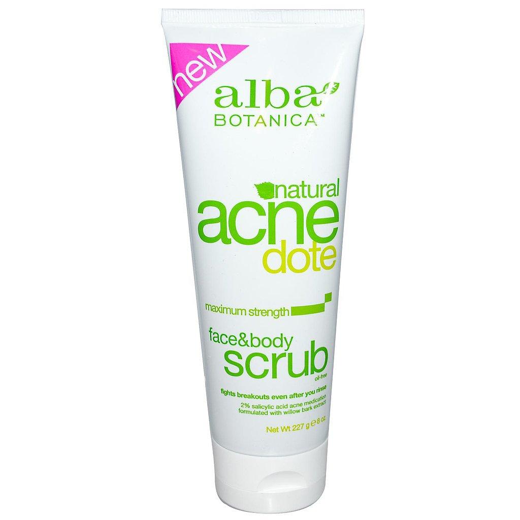 Alba Natural AcneDote Scrub
