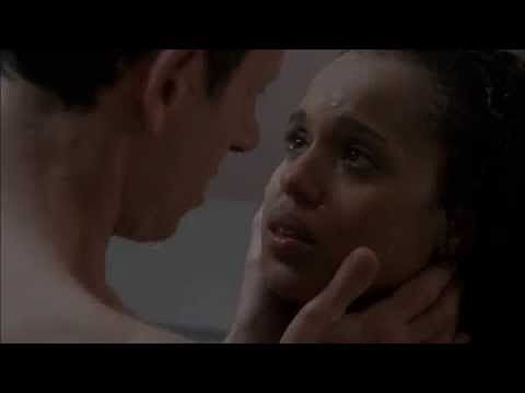 Fitz Chooses and Earns Olivia — in the Shower