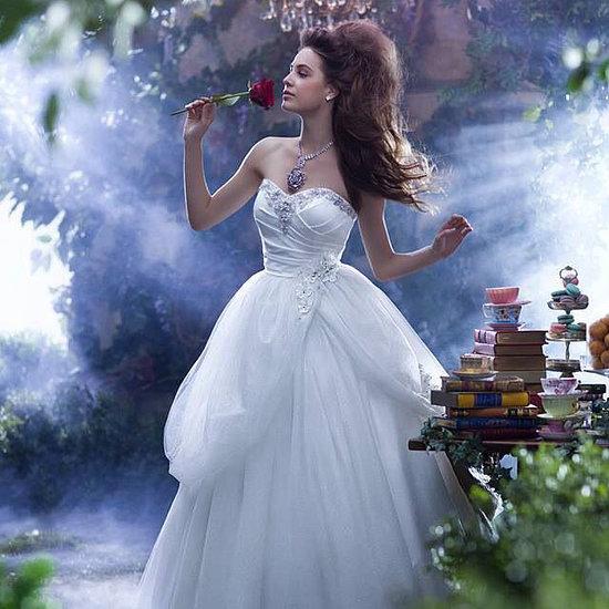 Inject Some Diehard Disney Princess Fandom Into Your Wedding