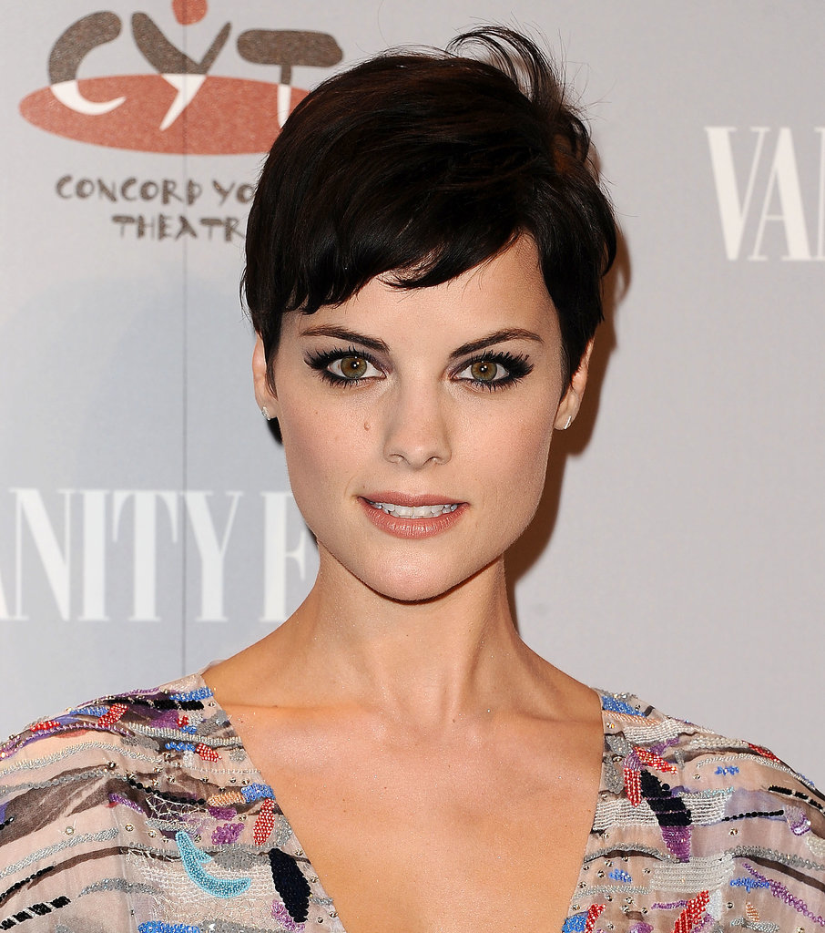 Jaimie Alexander at the Vanity Fair Young Hollywood Party