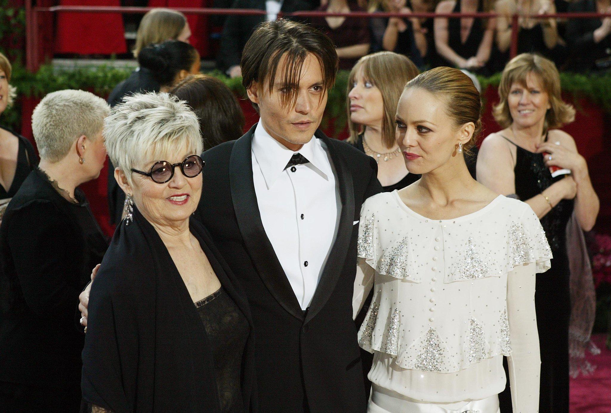 Johnny Depp, 2004