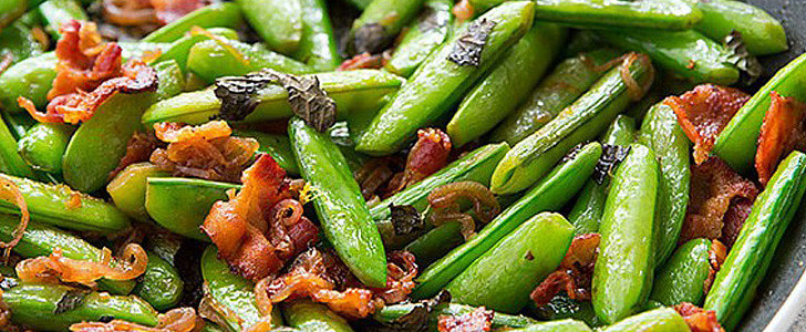 Add the Right Kick of Flavor to Sugar Snap Peas