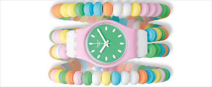 A Watch So Sweet, You'll Want to Eat It . . . but Probably Shouldn't