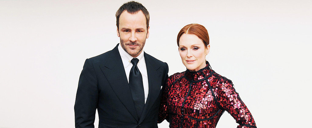 """Tom Ford Doesn't """"Love the Process"""" of Dressing Celebs"""