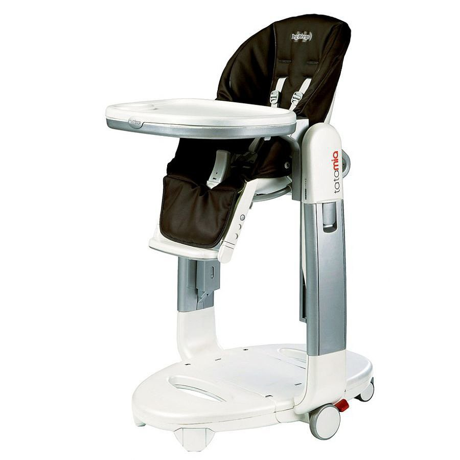 Recliner to Swing to High Chair