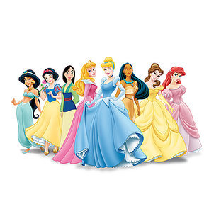 Lessons From Disney Princesses