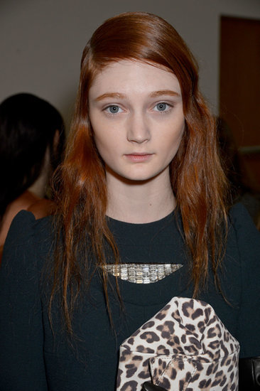 There's a Hairstyle at Carven That We Can't Wait to Try