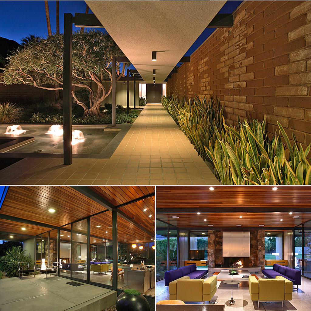 Leonardo Dicaprio 39 S Home In Palm Springs Popsugar Home