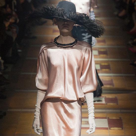 Lanvin Fall 2014 Runway Show | Paris Fashion Week