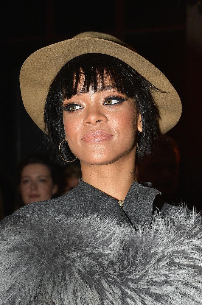 Rihanna at Lanvin