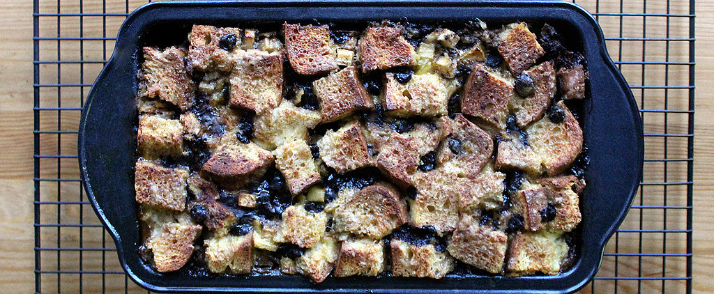 Jessica Alba's Go-To Dairy- and Gluten-Free Bread Pudding