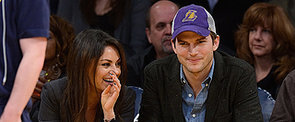 Ashton Kutcher and Mila Kunis Are Engaged — See the Ring!
