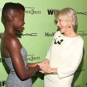 Lupita Nyong'o at the Women in Film Party 2014