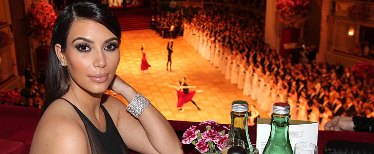 How Does Kim Kardashian Dress For the Opera?
