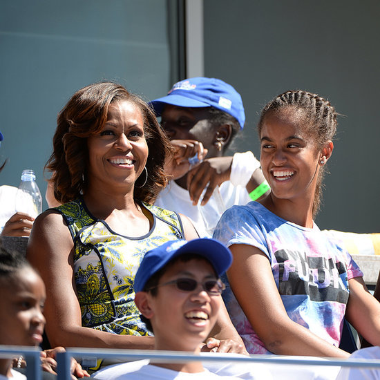 Michelle Obama Talks About Body Image