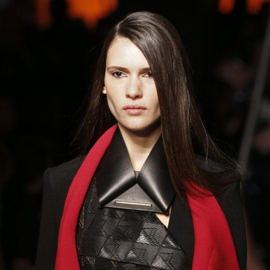 Fall 2014 Paris Fashion Week: Roland Mouret Runway Beauty