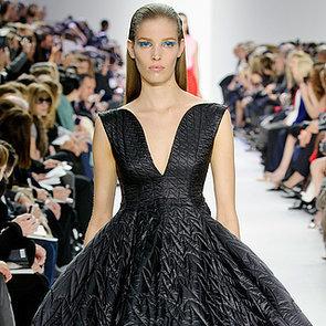 Raf Simons' Dior Runway Fall 2014 Paris Fashion Week