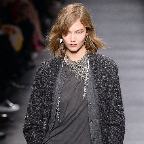 Fall 2014 Paris Fashion Week: Isabel Marant Runway Beauty