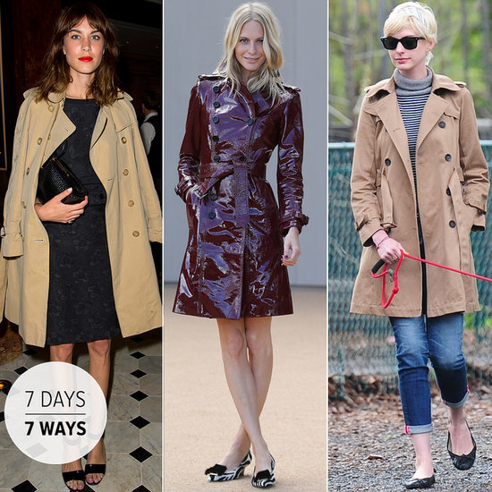 But Seriously — You Need to Own a Trench Coat
