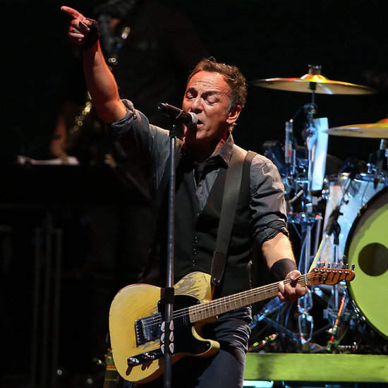 "Bruce Springsteen Covers Lorde's ""Royals"" Video"