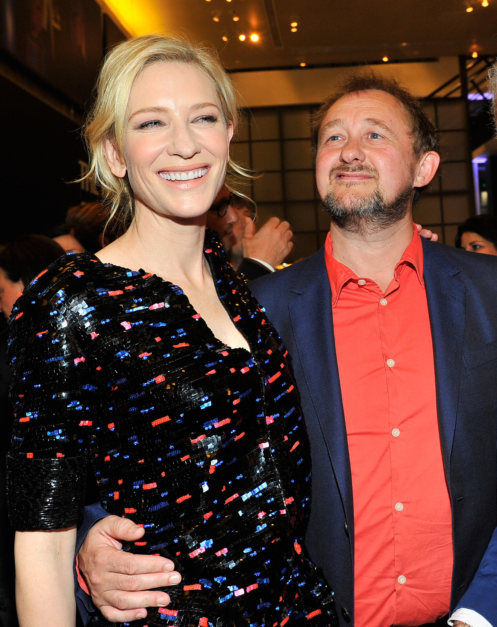 Cate Blanchett was all smiles with husband Andrew Upton at ... Cate Blanchett Husband