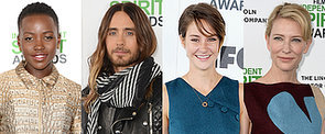 Famous Faces Hit the Spirit Awards Red Carpet
