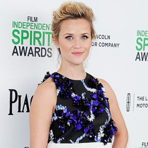 Reese Witherspoon Red Carpet 2014 Independent Spirit Awards