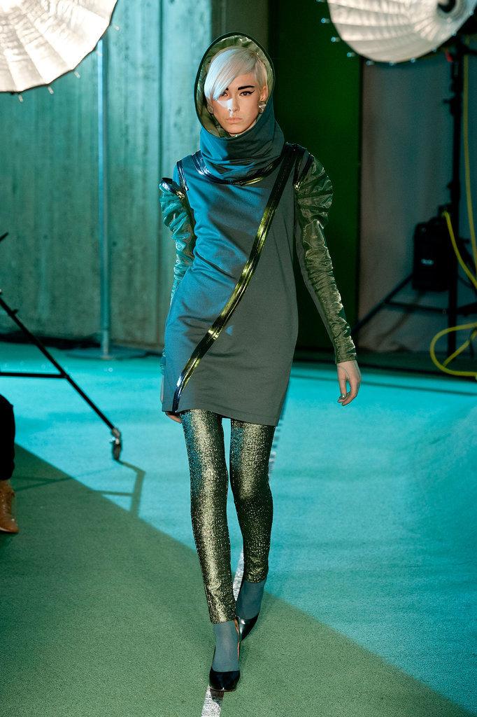 Jean Paul Gaultier Fall 2014