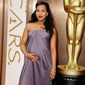Kerry Washington Red Carpet Maternity Style