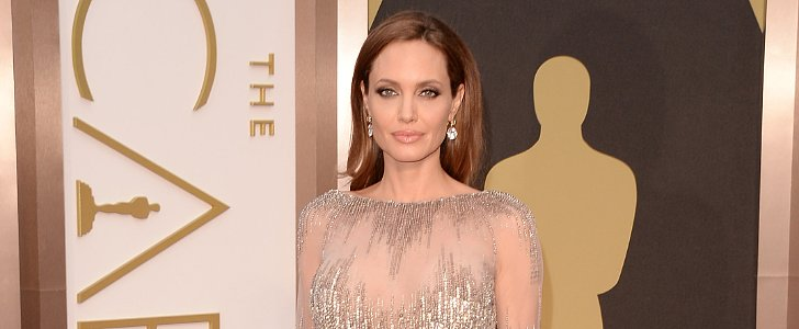 Angelina Jolie Is Red Carpet Royalty, Don't You Agree?