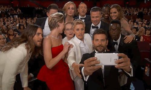 Ellen DeGeneres Literally Broke Twitter With a Selfie