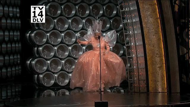 Ellen DeGeneres Had the BEST Costume Change