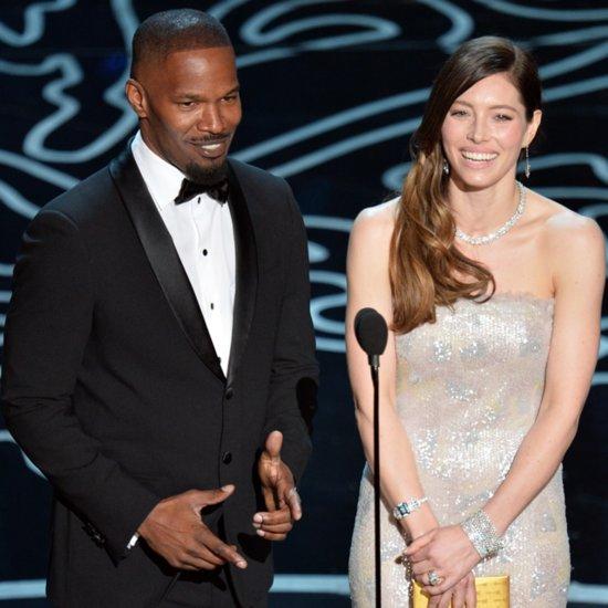 Jessica Biel at the Oscars 2014