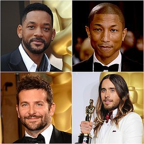 Men's Style at the 2014 Oscars