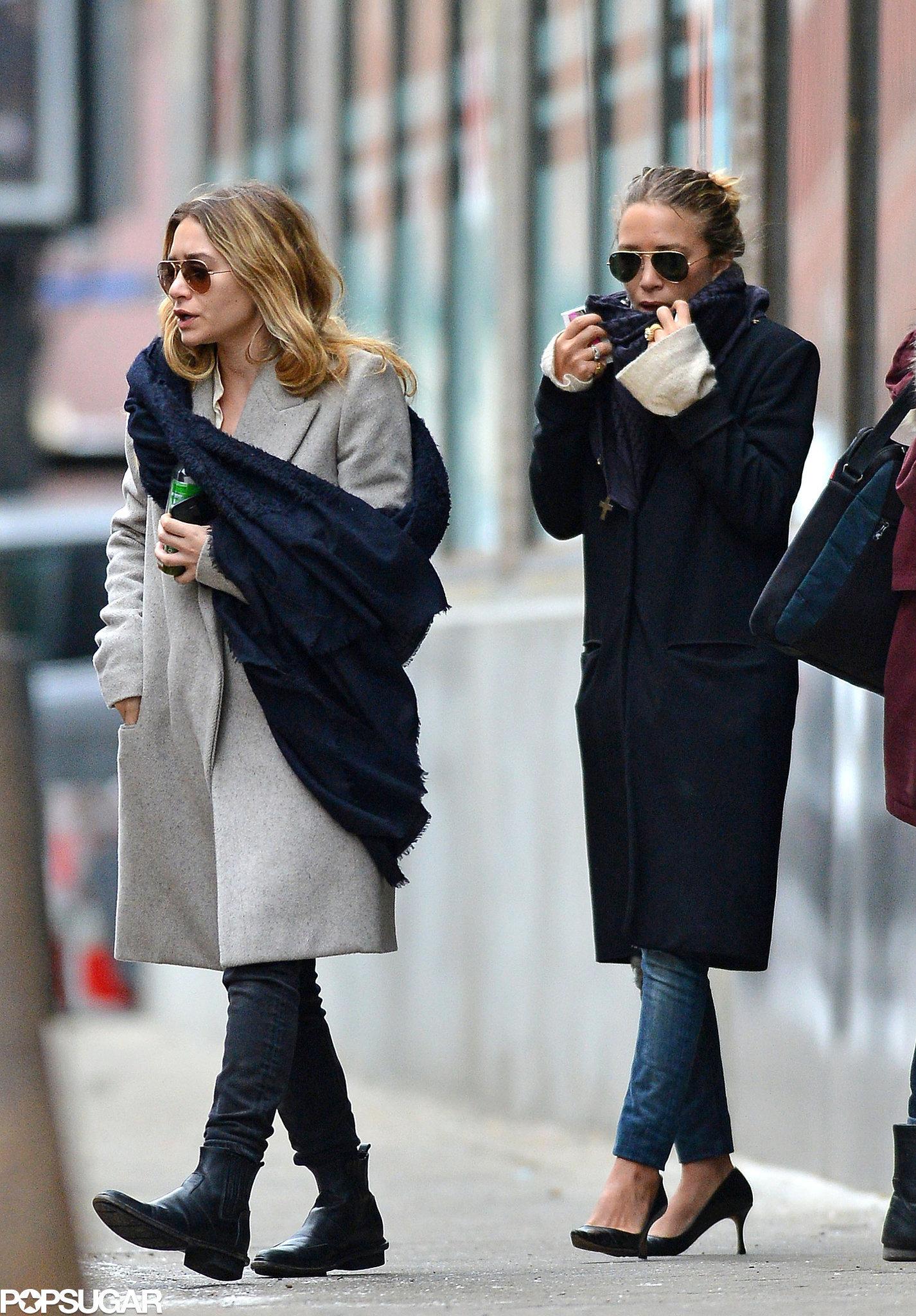See Mary-Kate Olsen's Huge Engagement Ring!