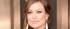 Olivia Wilde Stands Out With a Cat-Eye Flick at the Oscars