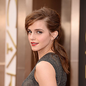 Pictures of Emma Watson at the 2014 Oscars