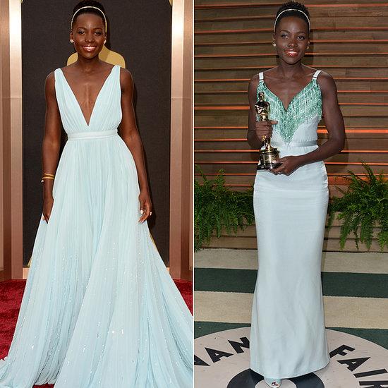 Lupita Nyong'o Vanity Fair After-Party Dress