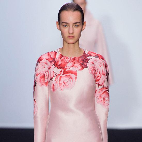 Giambattista Valli Fall 2014 Runway | Paris Fashion Week
