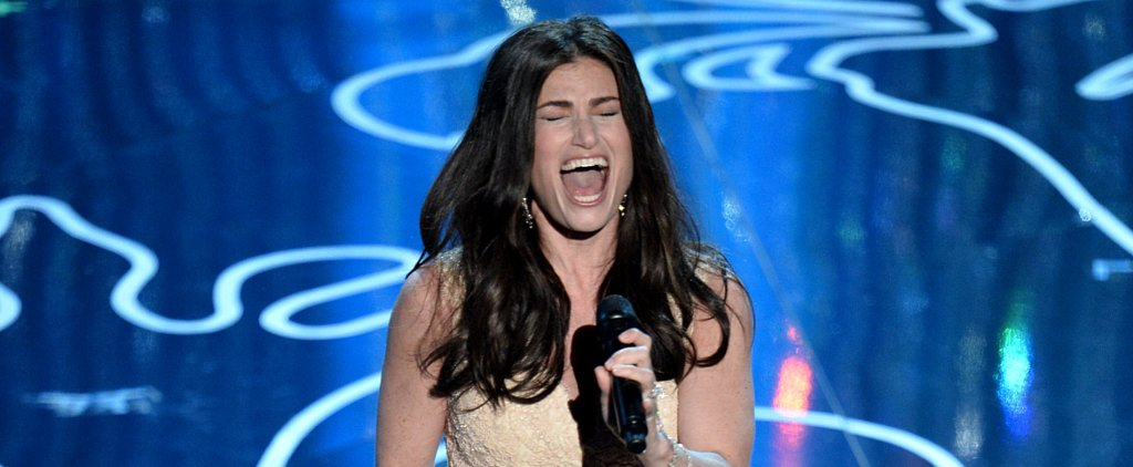 "Watch: Idina Menzel Gives the ""Let It Go"" Performance of a Lifetime!"