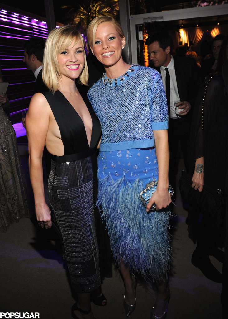 Reese Witherspoon and Elizabeth Banks posed for a snap together.