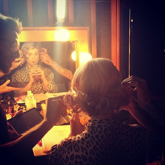 Hair, Beauty, Style & Makeup Instagram Pictures, 2014 Oscars
