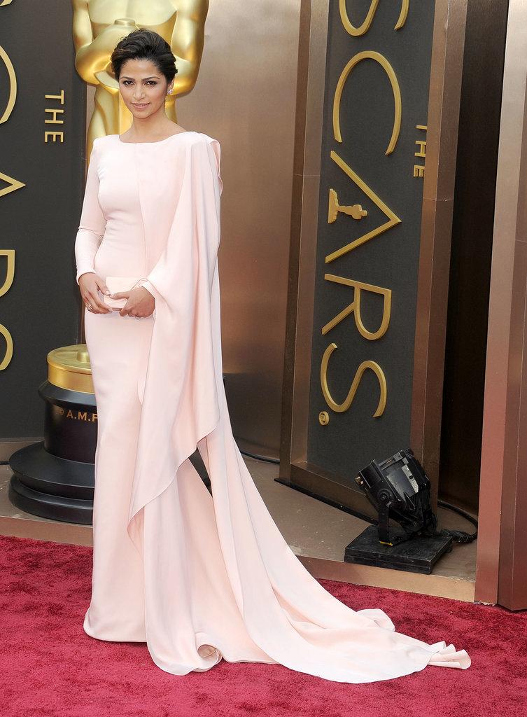 Camila Alves at the 2014 Oscars