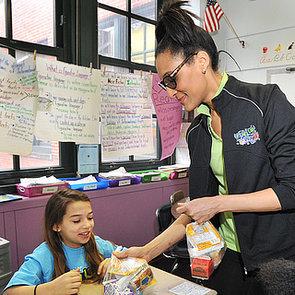 Carla Hall Talks Healthy Breakfasts