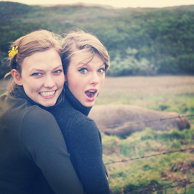 Source: Instagram user karliekloss