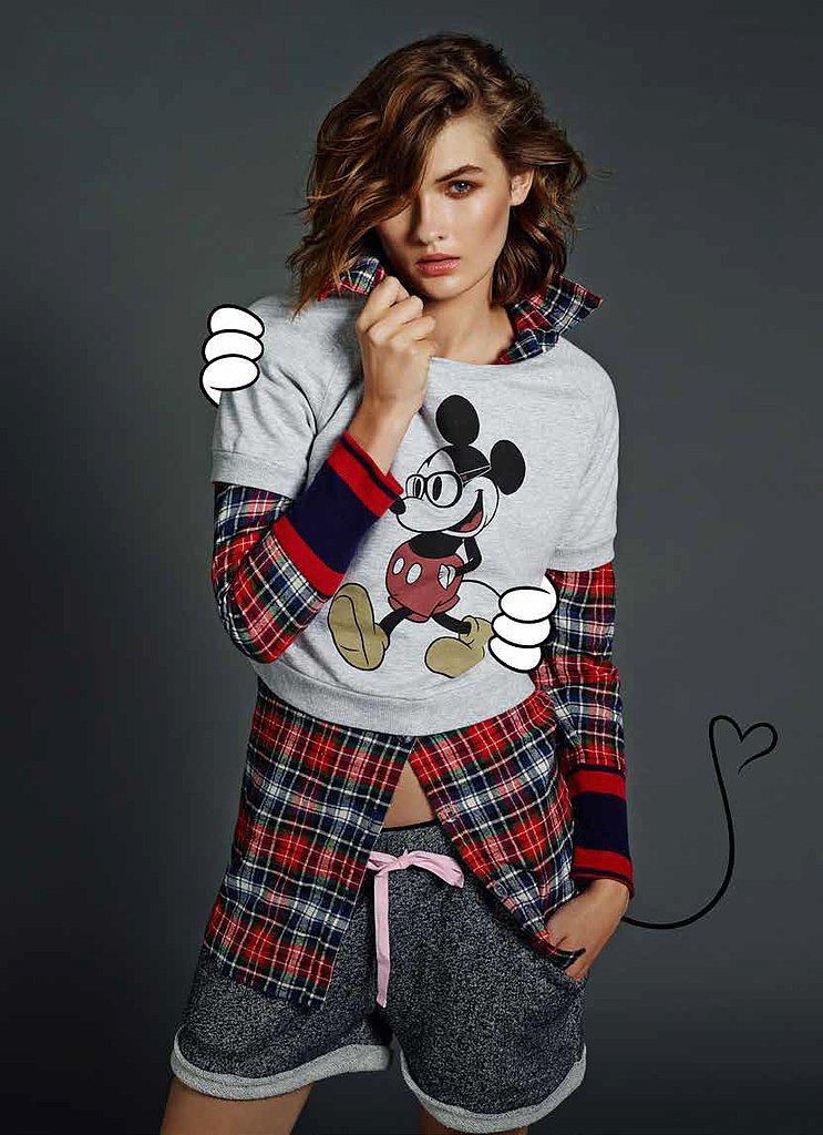 Grunge Peter Alexander Disney Pyjamas