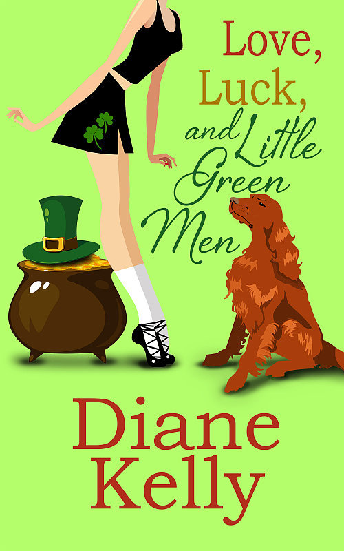 Love, Luck, and Little Green Men: A Contemporary Romance ($9)